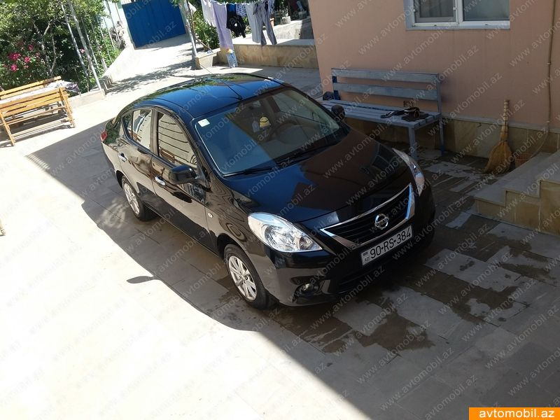 Nissan Sunny 1.5(lt) 2013 İkinci əl  $15250