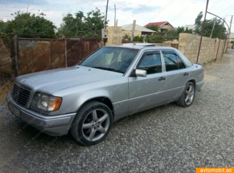 Mercedes-Benz E 320 3.2(lt) 1993 İkinci əl  $2700