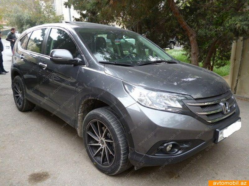 Honda CR-V 2.5(lt) 2014 İkinci əl  $18400