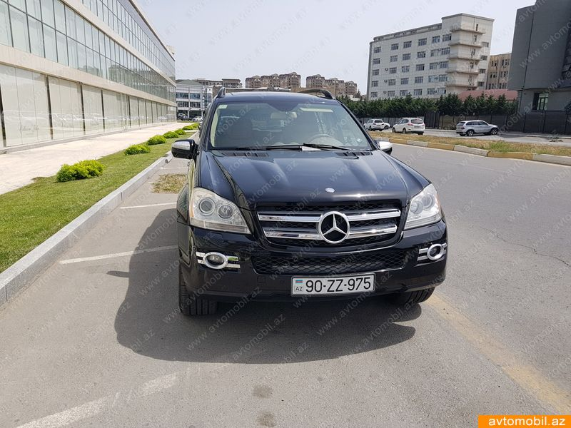 Mercedes-Benz GL 320 3.0(lt) 2008 Yeni avtomobil  $45500