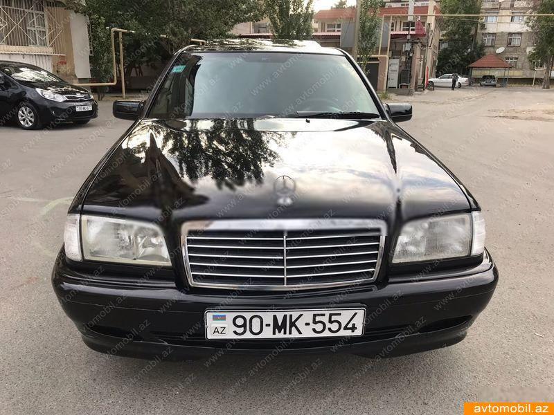 Mercedes-Benz C 180 1.8(lt) 1999 İkinci əl  $5800