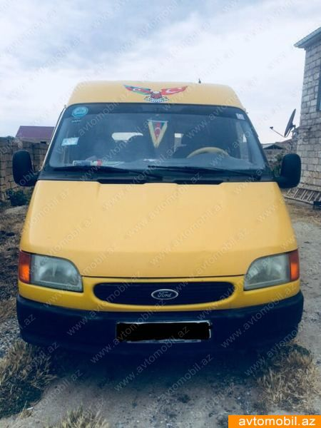 Ford Transit 2.5(lt) 1998 Second hand  $14000