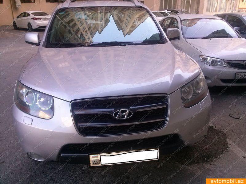 Hyundai Santa FE 2.2(lt) 2006 Подержанный  $11700