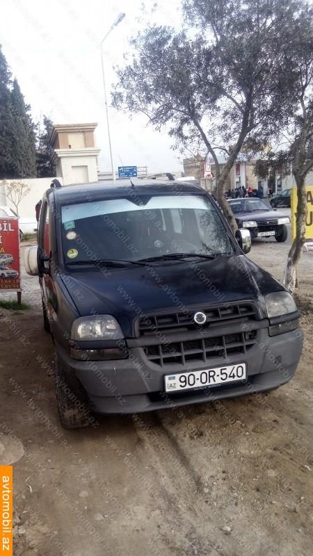 Fiat Doblo 2.0(lt) 2003 Second hand  $7300