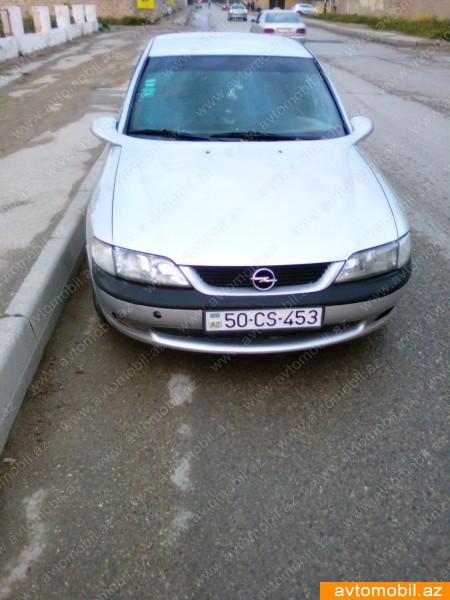 Opel Vectra 2.0(lt) 1998 Подержанный  $4500