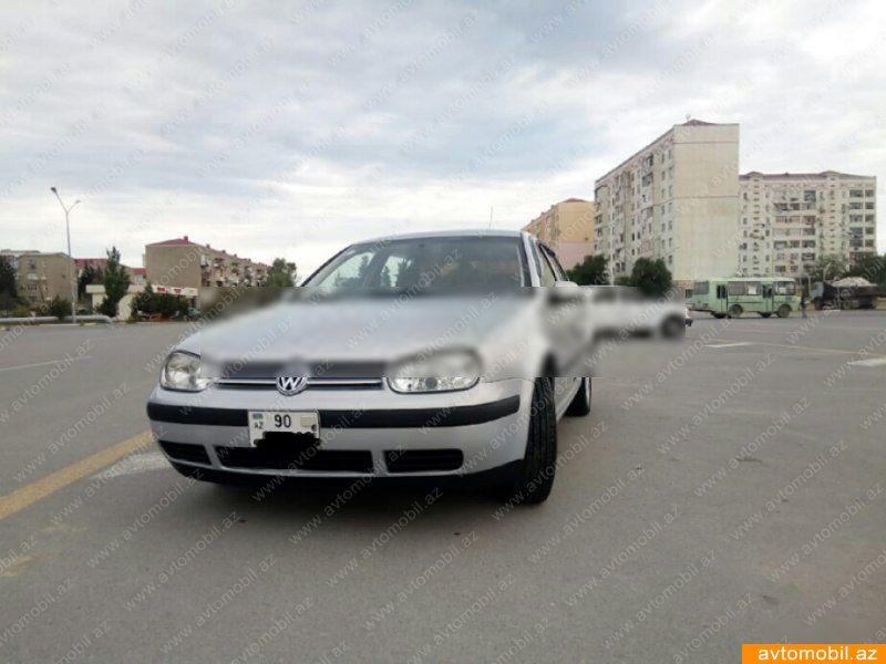 Volkswagen Golf 1.8(lt) 1998 Подержанный  $3510