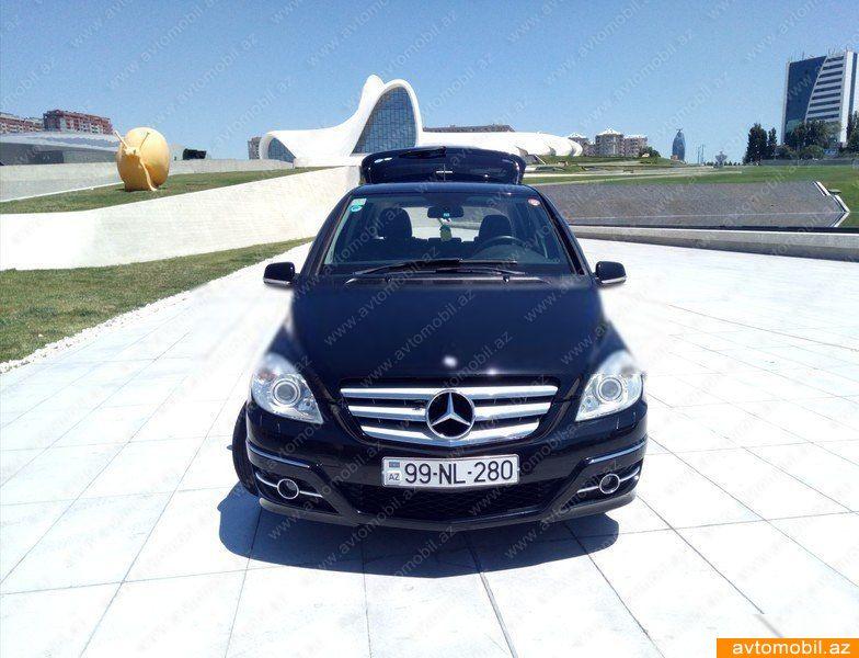 Mercedes-Benz B 170 1.7(lt) 2010 İkinci əl  $9740