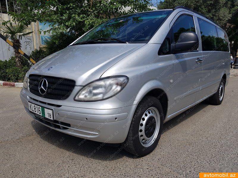 Mercedes-Benz Vito 2.2(lt) 2008 Yeni avtomobil  $18180