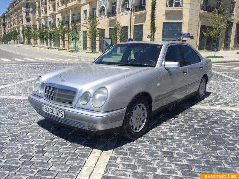 Mercedes-Benz E 240 2.4(lt) 1998 Yeni avtomobil  $6370