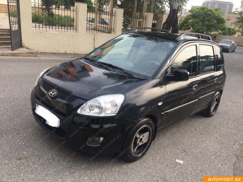 Hyundai Matrix 1.6(lt) 2009 İkinci əl  $6670