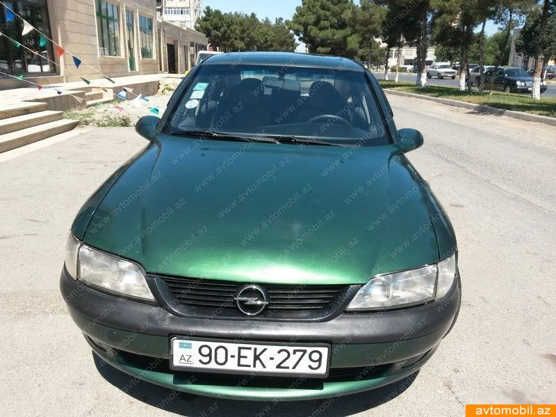 Opel Vectra 2.0(lt) 1996 New car  $2660