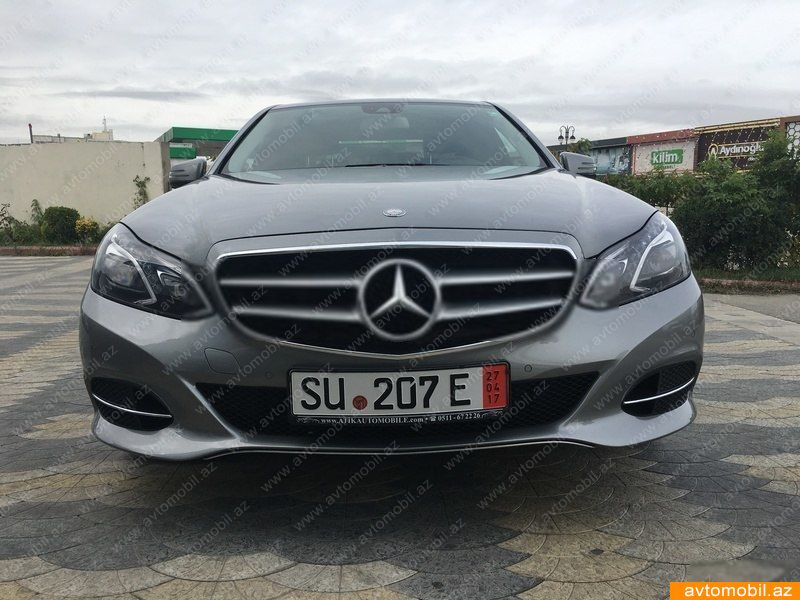 Mercedes-Benz E 350 3.0(lt) 2015 Новый автомобиль  $39000