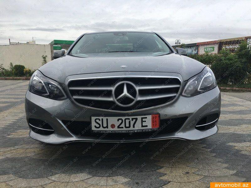 Mercedes-Benz E 350 3.0(lt) 2015 Yeni avtomobil  $39000