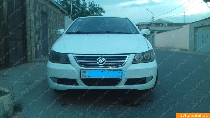 Lifan 620 1.6(lt) 2014 Second hand  $3600