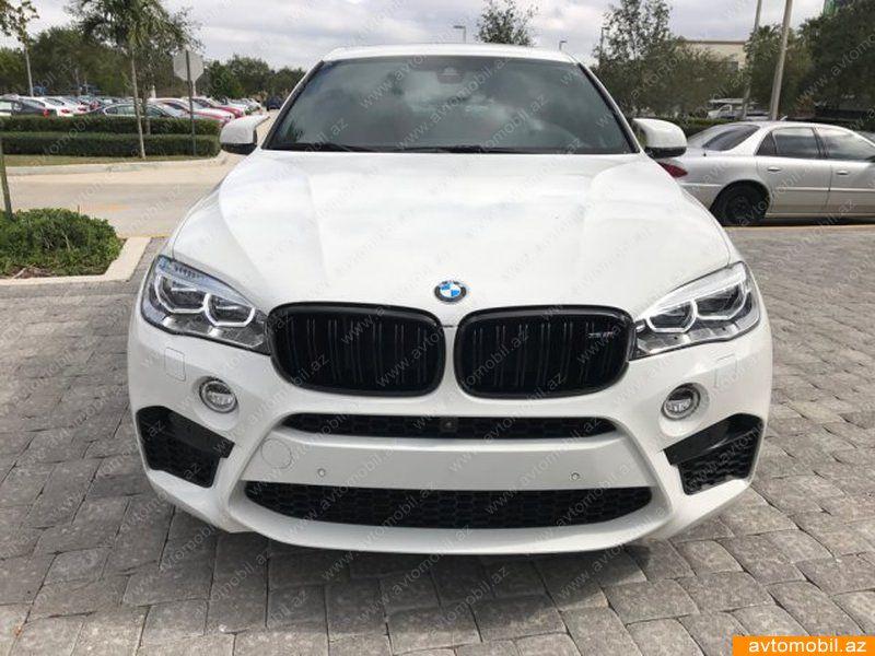 BMW X6 5.5(lt) 2014 Подержанный  $30000