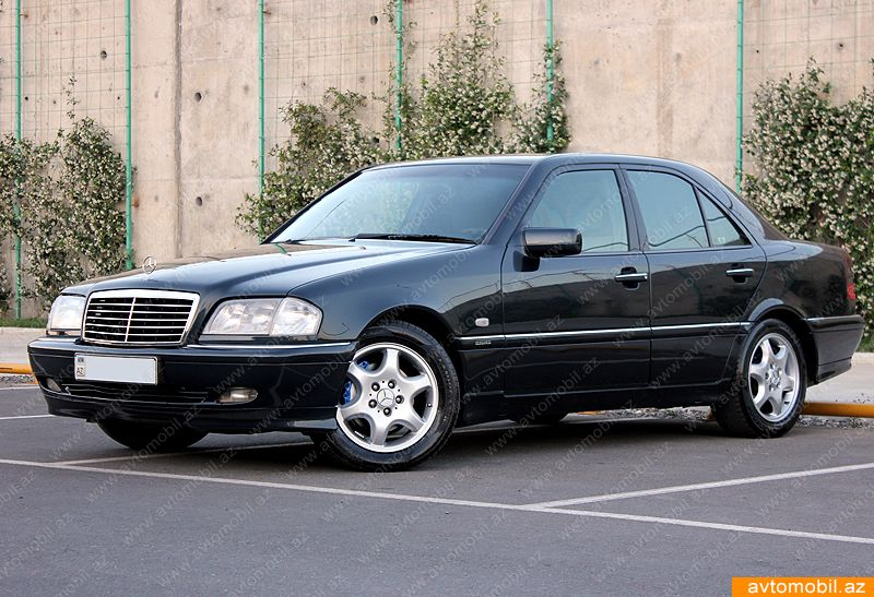 Mercedes-Benz C 240 2.4(lt) 1998 İkinci əl  $11800