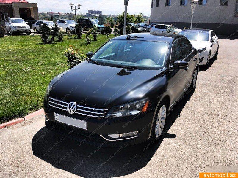 Volkswagen Passat 2.5(lt) 2013 Новый автомобиль  $11620