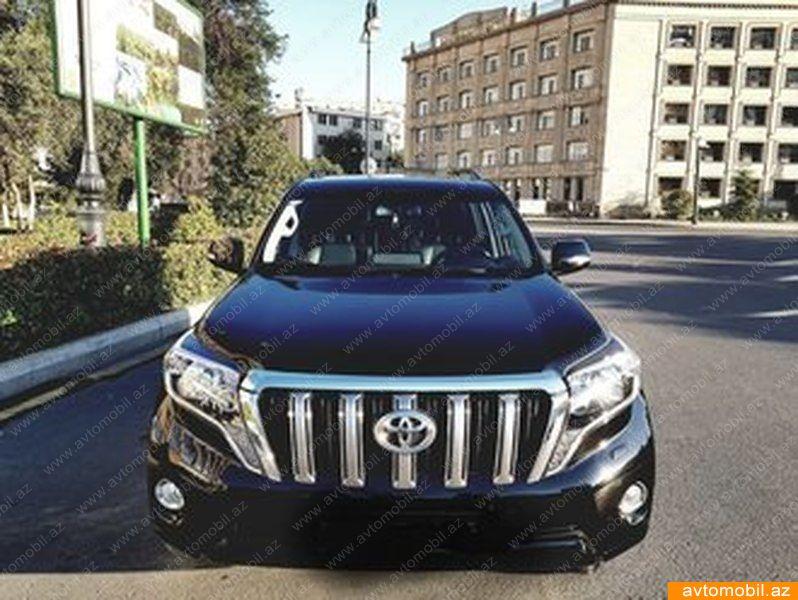 Toyota Prado 4.0(lt) 2014 Second hand  $46000