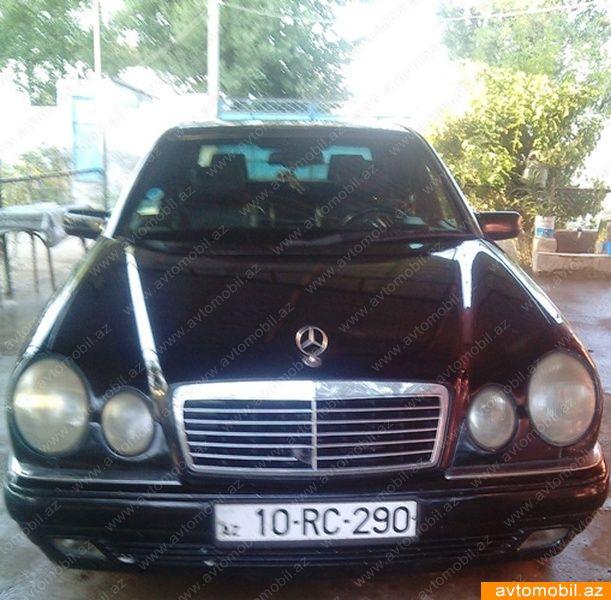 Mercedes-Benz E 290 2.9(lt) 1997 Подержанный  $6200