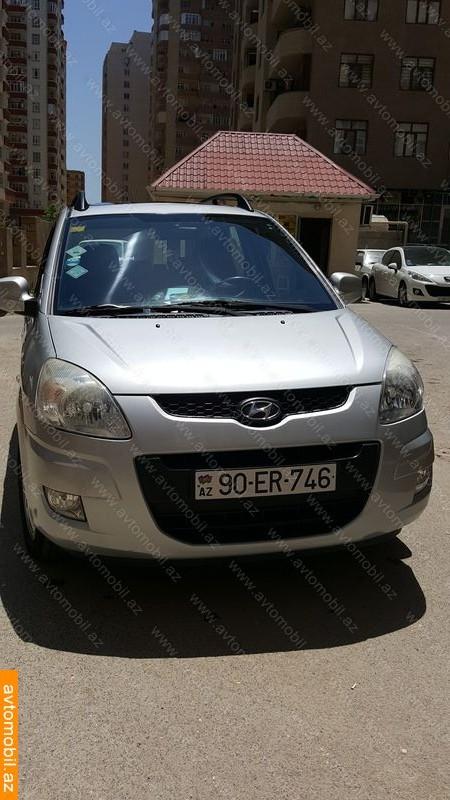 Hyundai Matrix 1.6(lt) 2008 İkinci əl  $13000