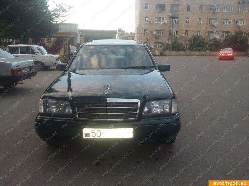 Mercedes-Benz C 200 2.0(lt) 1996 İkinci əl  $4300