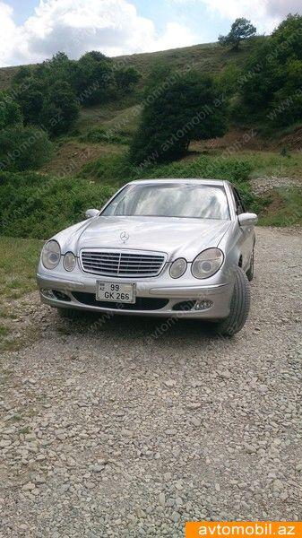 Mercedes-Benz E 240 2.6(lt) 2002 Подержанный  $10200