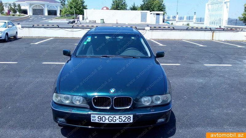 BMW 528 2.8(lt) 1999 Подержанный  $6000