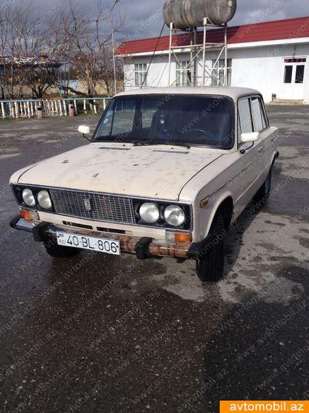 VAZ 2106 1.6(lt) 1987 İkinci əl  $2500