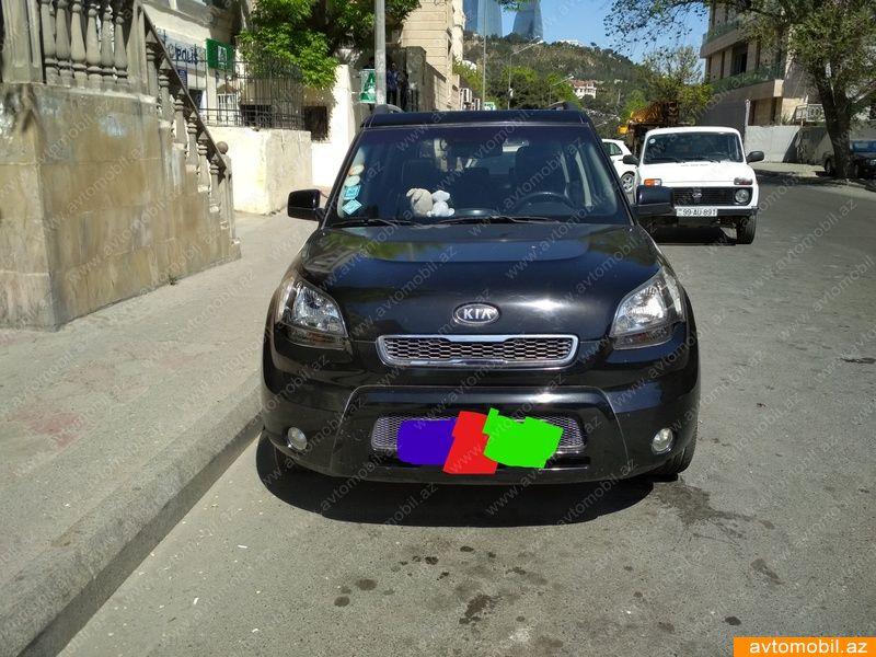 Kia Soul 2.0(lt) 2011 Подержанный  $16000