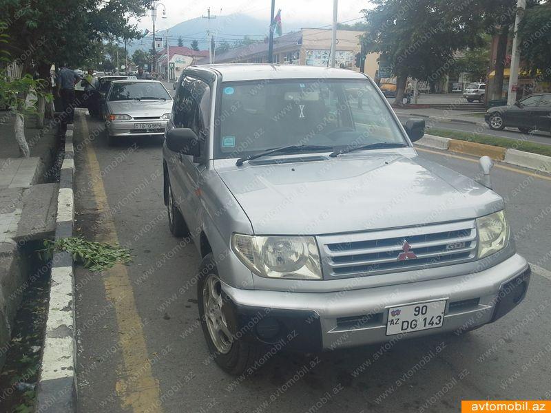 Mitsubishi Pajero iO 1.8(lt) 1999 İkinci əl  $3830