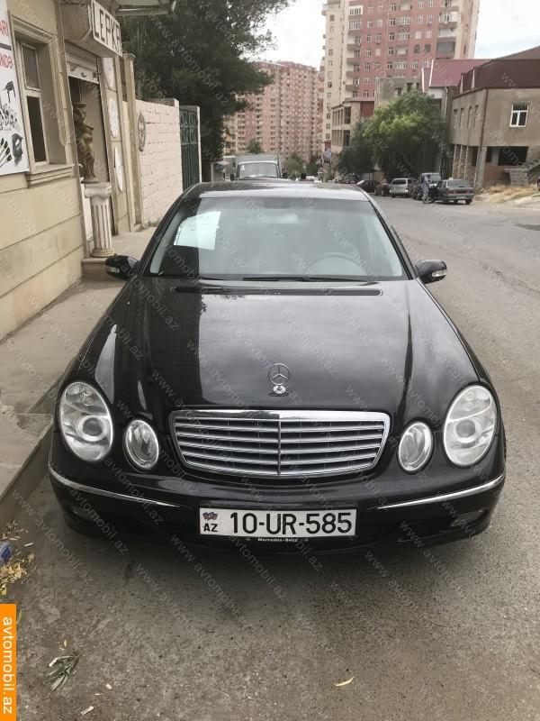 Mercedes-Benz E 320 5.0(lt) 2002 İkinci əl  $8800