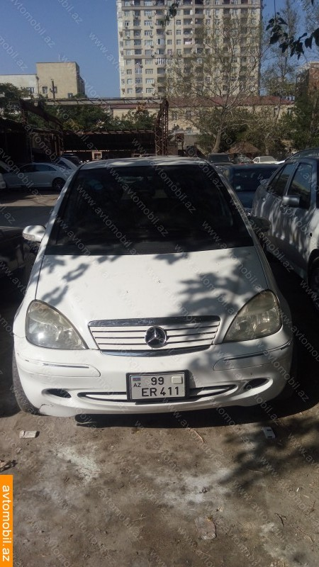 Mercedes-Benz A 160 1.6(lt) 2004 Second hand  $3100