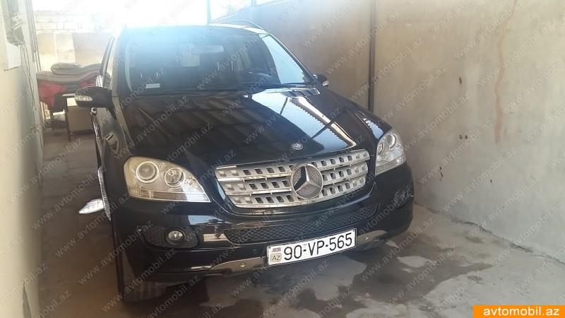 Mercedes-Benz ML 350 3.5(lt) 2005 İkinci əl  $12000