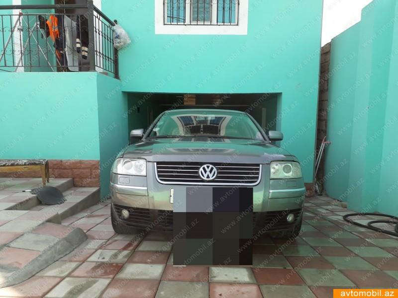 Volkswagen Passat 1.8(lt) 2003 İkinci əl  $6900