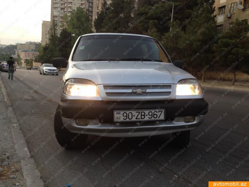 Chevrolet Niva 1.7(lt) 2008 İkinci əl  $4200