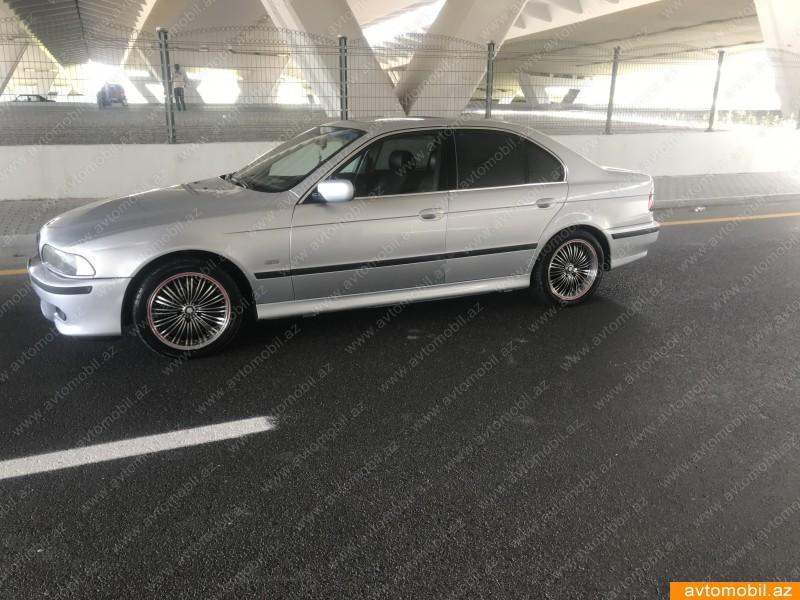 BMW 525 2.5(lt) 2001 İkinci əl  $5800