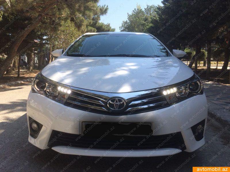 Toyota Corolla 2.0(lt) 2014 İkinci əl  $17300