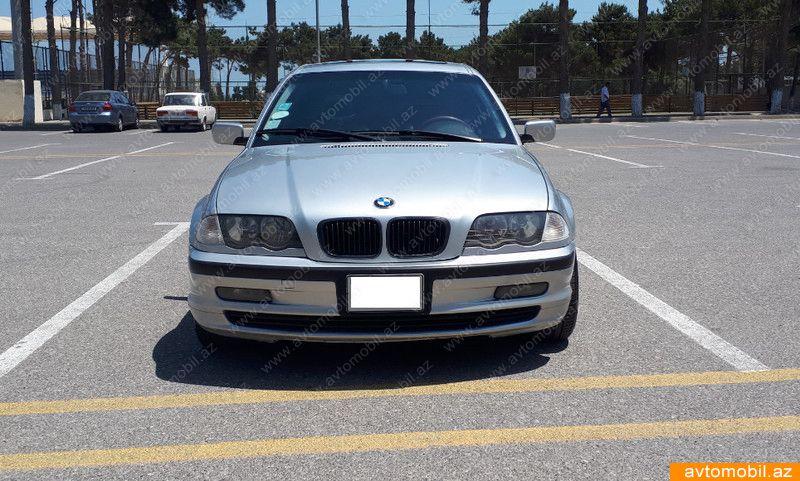 BMW 320 2.0(lt) 1999 İkinci əl  $5400