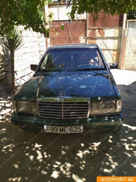 Mercedes-Benz 190 2.6(lt) 1990 İkinci əl  $1800