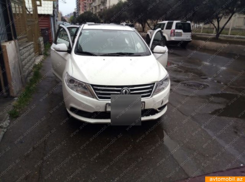 Dongfeng S30 1.6(lt) 2016 İkinci əl  $3500