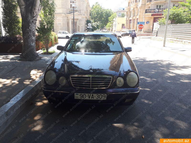 Mercedes-Benz E 240 2.6(lt) 1999 Yeni avtomobil  $7000