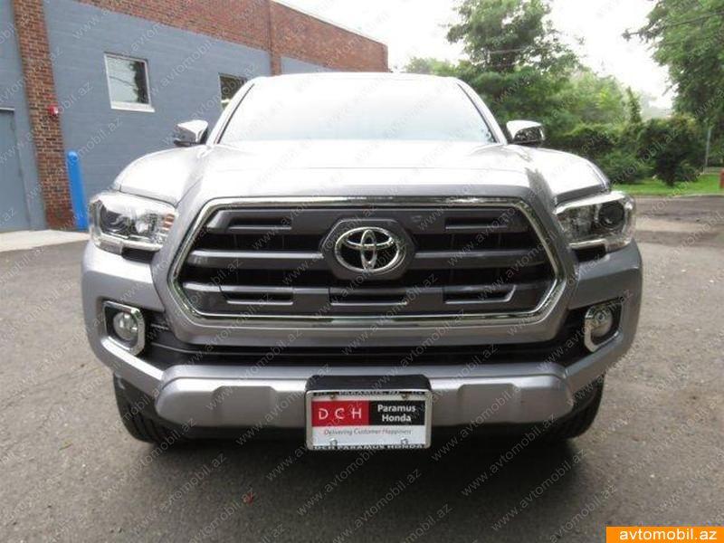 Toyota Tacoma 3.6(lt) 2015 İkinci əl  $12000
