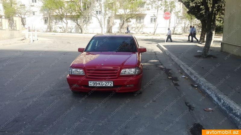 Mercedes-Benz C 180 1.8(lt) 1997 Подержанный  $7800