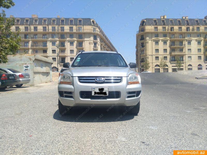 Kia Sportage 2.0(lt) 2007 Подержанный  $14800