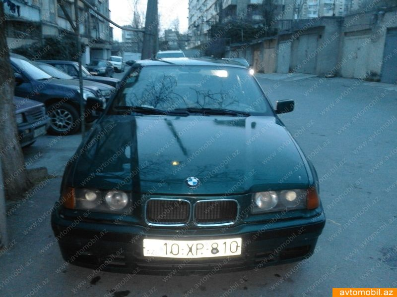 BMW 325 2.5(lt) 1990 Подержанный  $3700