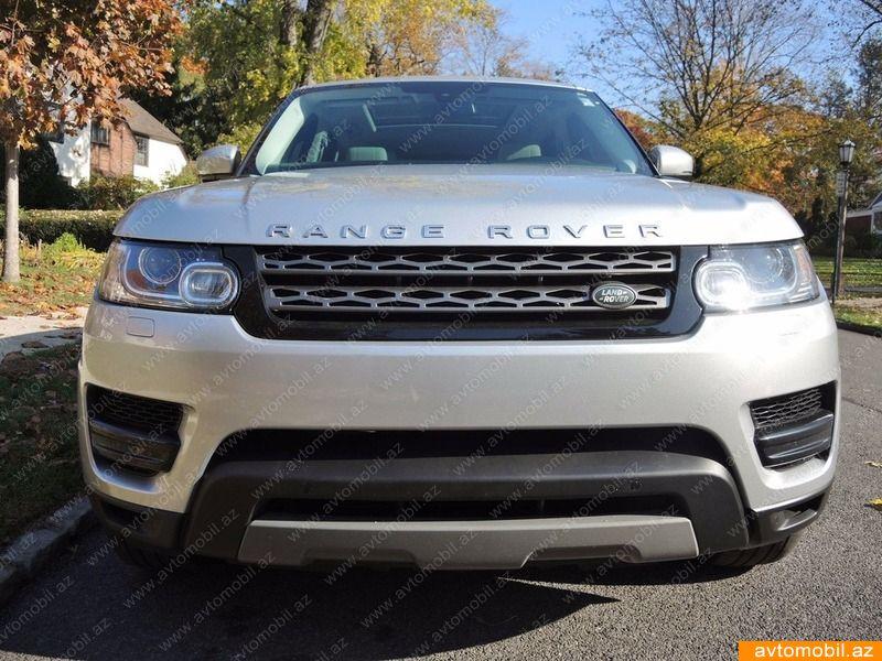 Land Rover Range Rover Sport 5.0(lt) 2015 Подержанный  $22000