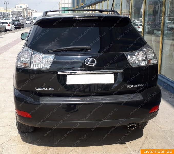 Lexus 2005 Rx330: Lexus RX 330 Подержанный, 2005, $12100, Бензин, Коробка