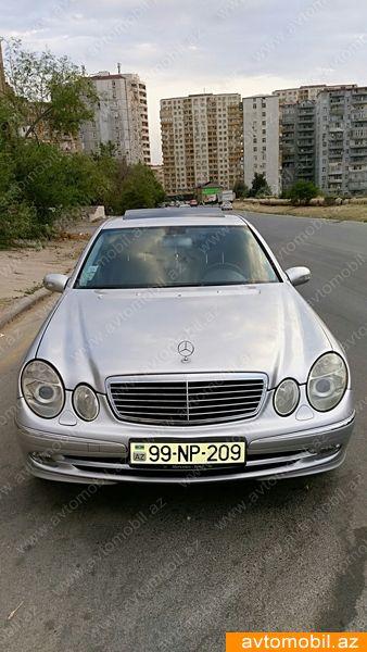 Mercedes-Benz E 320 3.2(lt) 2004 İkinci əl  $11200