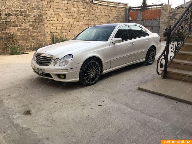 Mercedes-Benz E 320 3.2(lt) 2003 İkinci əl  $18500