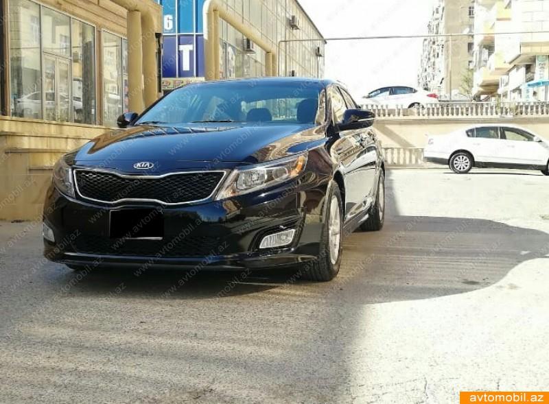 Kia Optima 2.4(lt) 2015 Yeni avtomobil  $14000